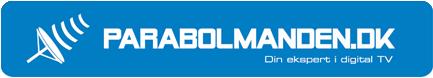 Parabol montør Logo